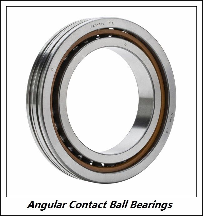 FAG 3319-C-M-C3  Angular Contact Ball Bearings