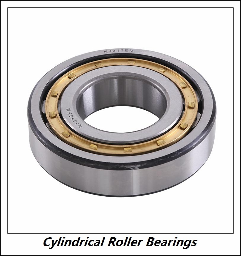 2.165 Inch | 55 Millimeter x 4.724 Inch | 120 Millimeter x 1.142 Inch | 29 Millimeter  CONSOLIDATED BEARING N-311E M C/4  Cylindrical Roller Bearings