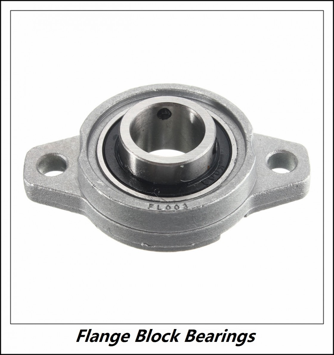 QM INDUSTRIES QAFY18A080SEO  Flange Block Bearings