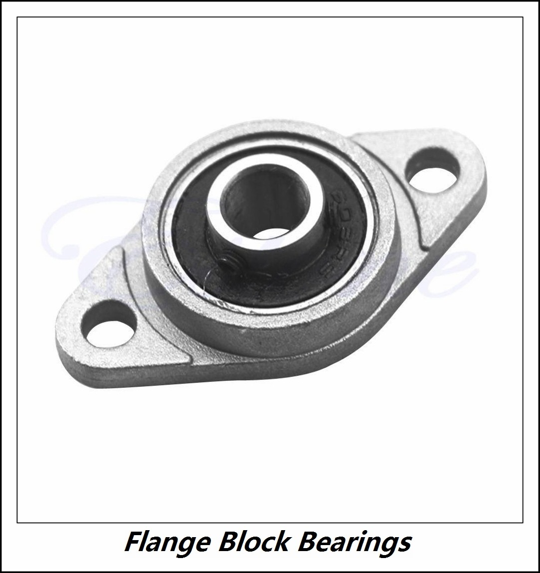 QM INDUSTRIES QVVCW19V303SEC  Flange Block Bearings