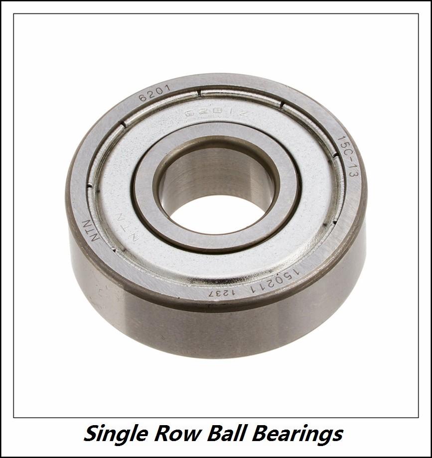 NSK R4BZZ  Single Row Ball Bearings