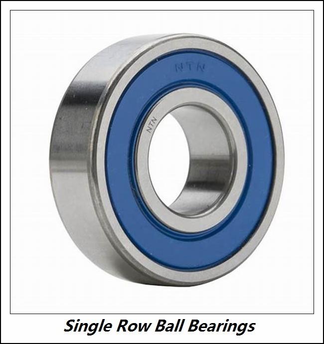 FAG 6003-RSR-C3  Single Row Ball Bearings