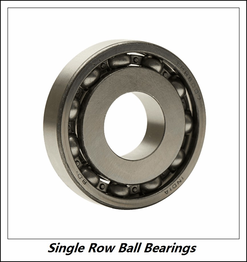 FAG 6308-RSR-C3  Single Row Ball Bearings