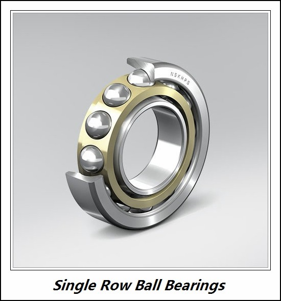 NSK 6015DU  Single Row Ball Bearings