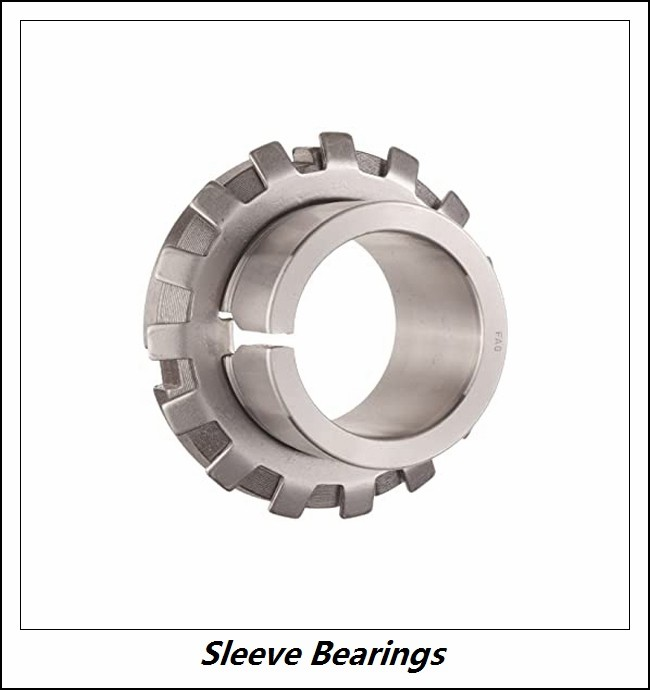 ISOSTATIC FF-411-4  Sleeve Bearings