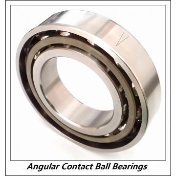 0.669 Inch   17 Millimeter x 1.575 Inch   40 Millimeter x 0.472 Inch   12 Millimeter  INA 7203-B-E-2RS  Angular Contact Ball Bearings