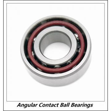 3.15 Inch | 80 Millimeter x 5.512 Inch | 140 Millimeter x 1.748 Inch | 44.4 Millimeter  INA 3216  Angular Contact Ball Bearings