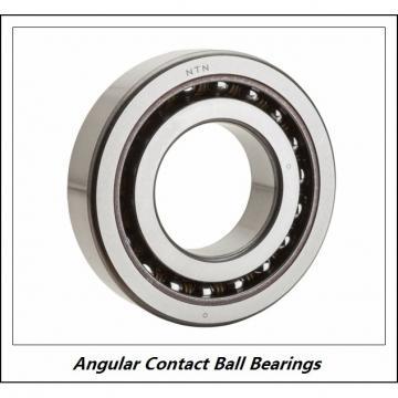 0.787 Inch   20 Millimeter x 2.047 Inch   52 Millimeter x 0.874 Inch   22.2 Millimeter  INA 3304  Angular Contact Ball Bearings