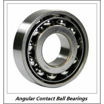 1.181 Inch | 30 Millimeter x 2.165 Inch | 55 Millimeter x 0.512 Inch | 13 Millimeter  INA 7006-B-2RS  Angular Contact Ball Bearings