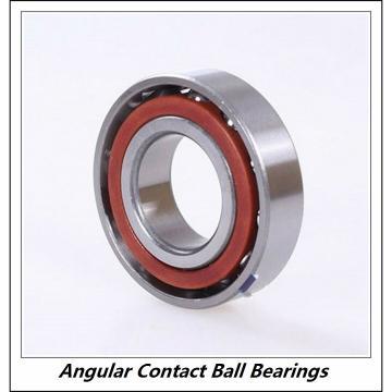 1.378 Inch | 35 Millimeter x 2.835 Inch | 72 Millimeter x 1.063 Inch | 27 Millimeter  INA 3207-2Z-C3  Angular Contact Ball Bearings