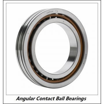 1.772 Inch | 45 Millimeter x 3.937 Inch | 100 Millimeter x 0.984 Inch | 25 Millimeter  NACHI 7309BMU  Angular Contact Ball Bearings