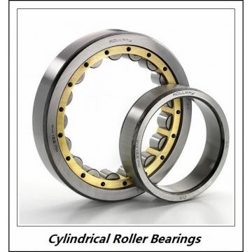 3.15 Inch | 80 Millimeter x 4.921 Inch | 125 Millimeter x 0.866 Inch | 22 Millimeter  CONSOLIDATED BEARING NU-1016 M C/3  Cylindrical Roller Bearings