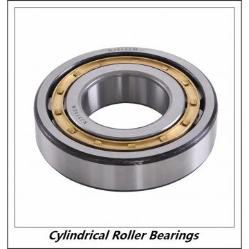 3.15 Inch | 80 Millimeter x 6.693 Inch | 170 Millimeter x 1.535 Inch | 39 Millimeter  CONSOLIDATED BEARING NU-316E M C/3  Cylindrical Roller Bearings