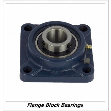 QM INDUSTRIES QAFY11A055SC  Flange Block Bearings