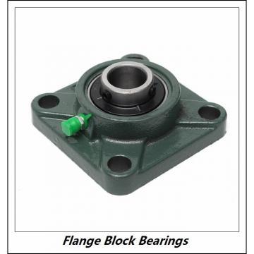 QM INDUSTRIES QMCW34J607SM  Flange Block Bearings