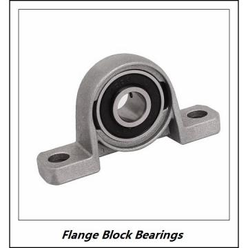 QM INDUSTRIES QMF18J308ST  Flange Block Bearings