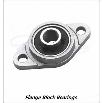 QM INDUSTRIES DVF09K107SET  Flange Block Bearings