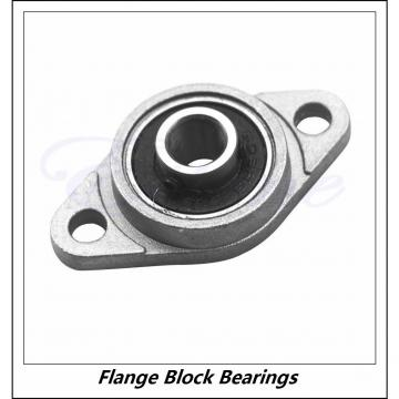 QM INDUSTRIES QVFLP19V085SM  Flange Block Bearings