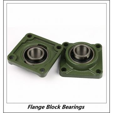 QM INDUSTRIES DVF09K107SC  Flange Block Bearings
