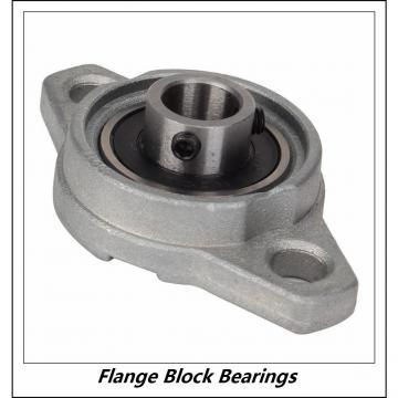 QM INDUSTRIES DVC09K040SEM  Flange Block Bearings