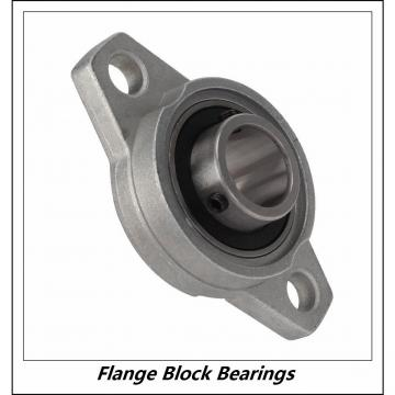 QM INDUSTRIES QVVCW22V100SEC  Flange Block Bearings