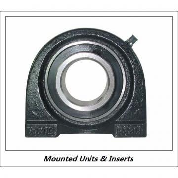 BEARINGS LIMITED SBFL201-8G  Mounted Units & Inserts