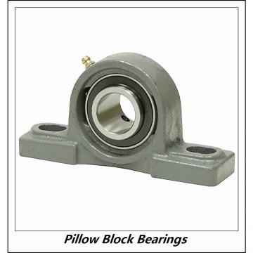 3.438 Inch | 87.325 Millimeter x 4.03 Inch | 102.362 Millimeter x 3.75 Inch | 95.25 Millimeter  QM INDUSTRIES QMPR18J307SEM  Pillow Block Bearings