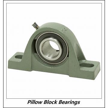 1.438 Inch | 36.525 Millimeter x 1.98 Inch | 50.3 Millimeter x 2.362 Inch | 60 Millimeter  QM INDUSTRIES TAPN09K107SEC  Pillow Block Bearings