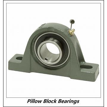 2.953 Inch | 75 Millimeter x 3.62 Inch | 91.948 Millimeter x 3.126 Inch | 79.4 Millimeter  QM INDUSTRIES QMPR15J075SEM  Pillow Block Bearings