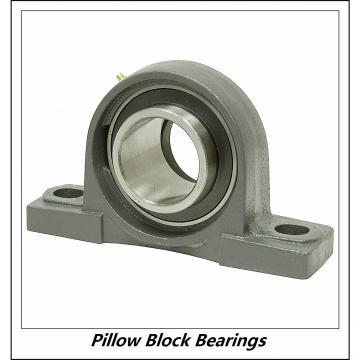 1.438 Inch | 36.525 Millimeter x 1.98 Inch | 50.3 Millimeter x 2.362 Inch | 60 Millimeter  QM INDUSTRIES TAPN09K107SEN  Pillow Block Bearings