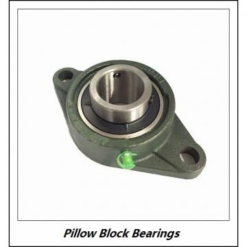 3.438 Inch | 87.325 Millimeter x 4.03 Inch | 102.362 Millimeter x 3.75 Inch | 95.25 Millimeter  QM INDUSTRIES QAPR18A307SO  Pillow Block Bearings