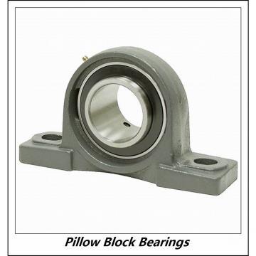 4.5 Inch | 114.3 Millimeter x 5.53 Inch | 140.462 Millimeter x 4.75 Inch | 120.65 Millimeter  QM INDUSTRIES QMPF22J408SM  Pillow Block Bearings
