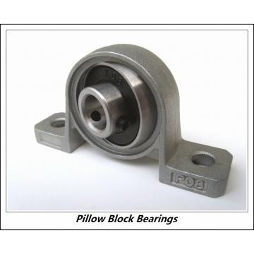 2.362 Inch | 60 Millimeter x 3.37 Inch | 85.598 Millimeter x 3 Inch | 76.2 Millimeter  QM INDUSTRIES QMPX13J060SET  Pillow Block Bearings