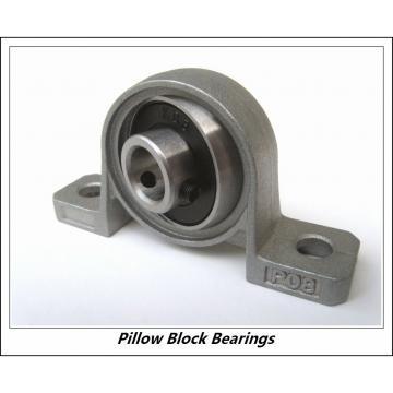 2.75 Inch | 69.85 Millimeter x 3.62 Inch | 91.948 Millimeter x 3.5 Inch | 88.9 Millimeter  QM INDUSTRIES QMPXT15J212SN  Pillow Block Bearings