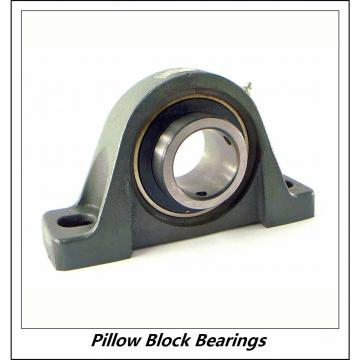 2.688 Inch | 68.275 Millimeter x 4.74 Inch | 120.396 Millimeter x 3.5 Inch | 88.9 Millimeter  QM INDUSTRIES QAAPX15A211SEC  Pillow Block Bearings