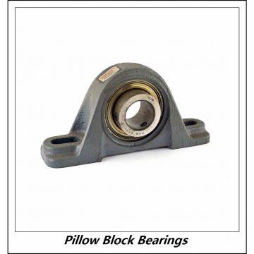 2.688 Inch | 68.275 Millimeter x 3.29 Inch | 83.566 Millimeter x 3.5 Inch | 88.9 Millimeter  QM INDUSTRIES QVPX16V211SN  Pillow Block Bearings