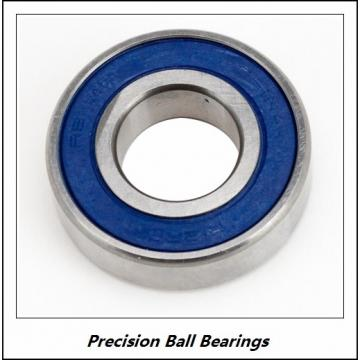 0.669 Inch | 17 Millimeter x 1.575 Inch | 40 Millimeter x 0.945 Inch | 24 Millimeter  NTN CH7203CG1DUJ74  Precision Ball Bearings