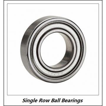 NSK 6017ZZC3  Single Row Ball Bearings