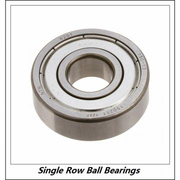 NTN 698ZZC3  Single Row Ball Bearings