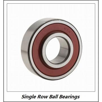 NSK R4AA  Single Row Ball Bearings