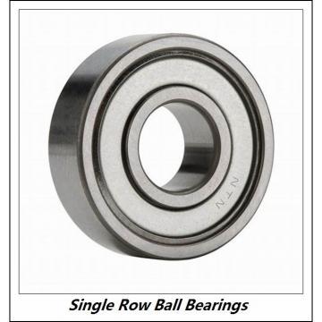 110 mm x 240 mm x 50 mm  FAG 6322-2Z  Single Row Ball Bearings