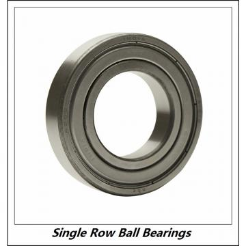 FAG 6320-Z-C3  Single Row Ball Bearings