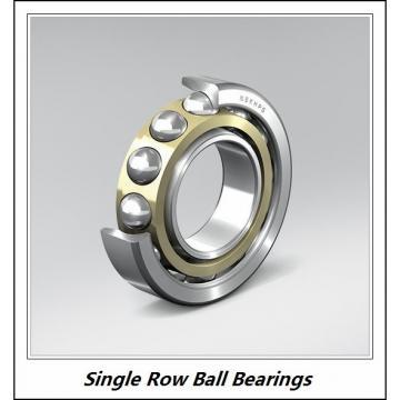 NSK 6008VVC3  Single Row Ball Bearings