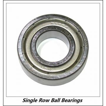 NSK 6015Z  Single Row Ball Bearings