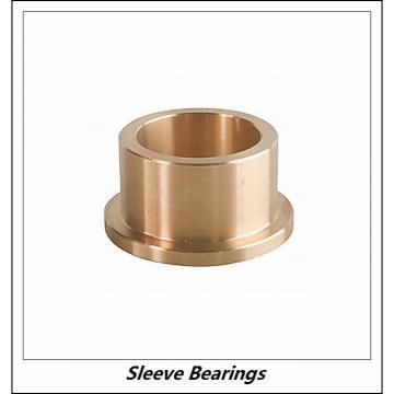 GARLOCK BEARINGS GGB G16DXR  Sleeve Bearings