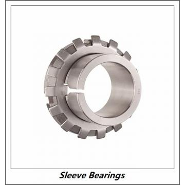 GARLOCK BEARINGS GGB 100 DU 048  Sleeve Bearings