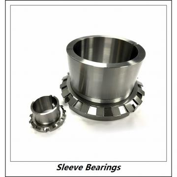GARLOCK BEARINGS GGB 20FDU20  Sleeve Bearings