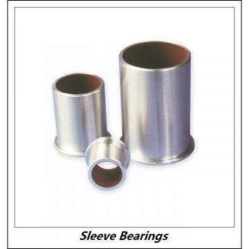 GARLOCK BEARINGS GGB G24DU  Sleeve Bearings