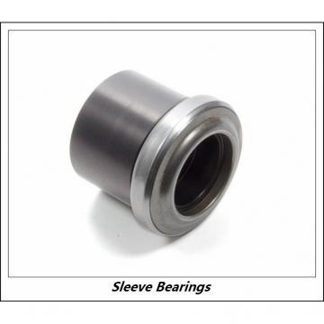 GARLOCK BEARINGS GGB G18DXR  Sleeve Bearings