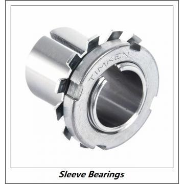 GARLOCK BEARINGS GGB WC45DU  Sleeve Bearings
